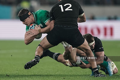 New Zealand v Ireland - Rugby World Cup 2019: Quarter Final