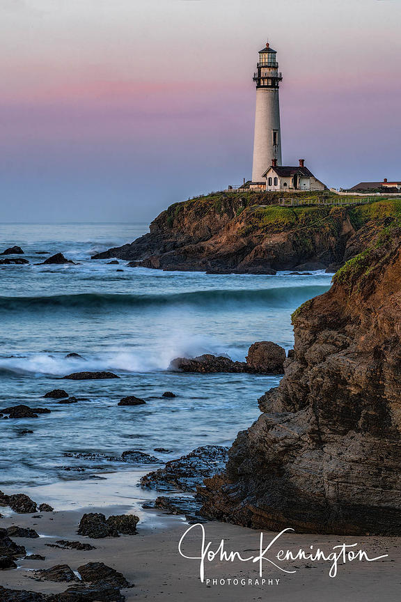 Pigeon Point Light, Pescadero, California