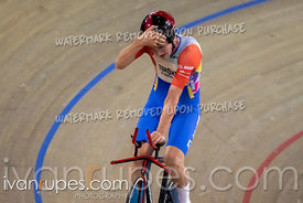 Men Individual Pursuit 1-2 Final. Canadian Track Championships, September 28, 2019