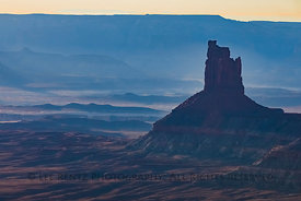 Candlestick Tower in Canyonlands National Park