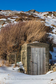 Root Cellar in Twillingate, Newfoundland