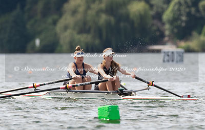 Taken during the NZNI Championships 2020, Lake Karapiro, Cambridge, New Zealand; ©  Rob Bristow; Frame 6084 - Taken on: Frida...
