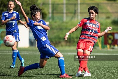 Taichung Blue Whale v Kaohsiung Sunny Bank - Taiwan Mulan Football League