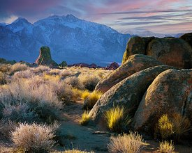 The Alabama Hills