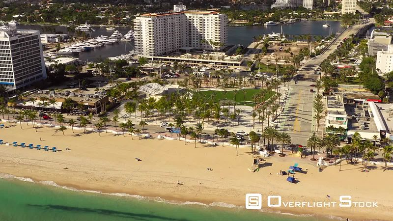 Fort Lauderdale Beach Park Opened 2019 Florida