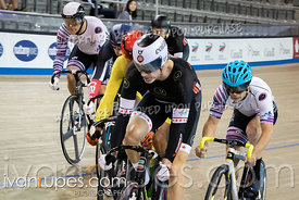 Master B Men Keirin 1-6 Final. Canadian Track Championships, September 28, 2019