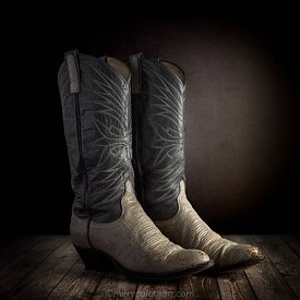 Vintage Cowgirl Boots