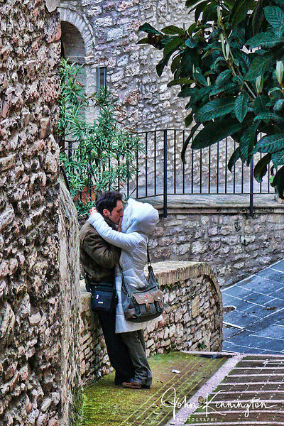 Assisi Kiss, Assisi, Italy
