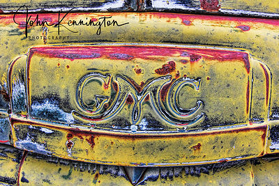 GMC Emblem, Route 66, Moriarty, New Mexico