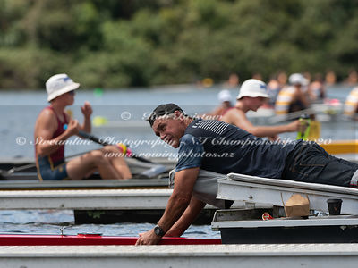 Taken during the NZNI Championships 2020, Lake Karapiro, Cambridge, New Zealand; ©  Rob Bristow; Frame 6005 - Taken on: Frida...