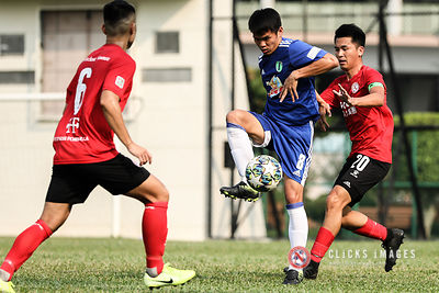 Hong Kong Football League 1st Division	- GOLIK NORTH DISTRICT VS CENTRAL WESTERN DISTRICT