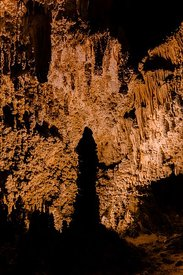 Chinese Theater in Carlsbad Caverns