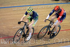 Cat B2 Scratch Race. Track O-Cup #2, January 12, 2020