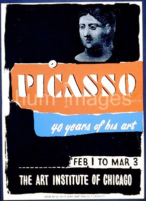 Picasso--40 years of his art ca. 1936-1941