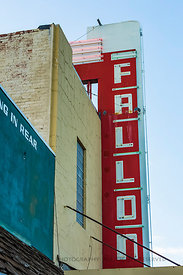 Fallon Theatre in Fallon, Nevada