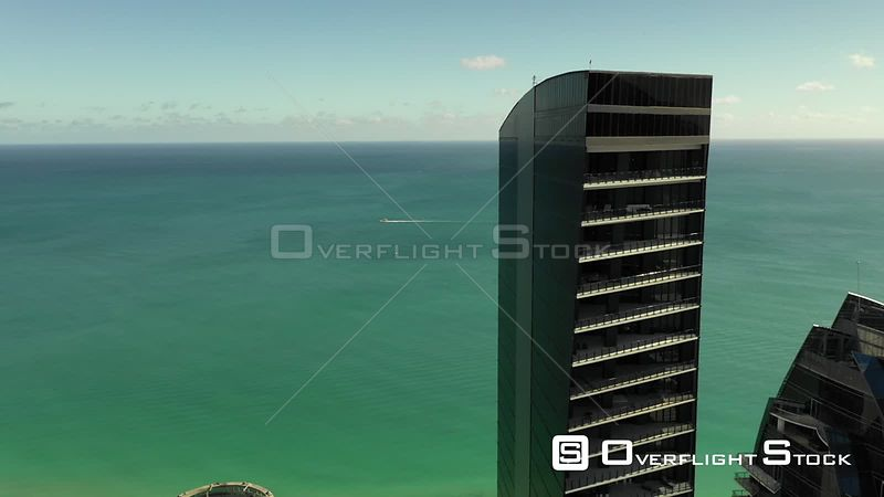 Muse Residences 4k Motion Aerial Footage Florida