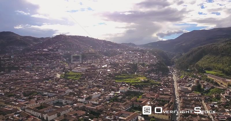 Historical Andes City of Cusco Peru