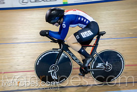 Women C5 500m Time Trial Omni I. 2020 UCI Para-Cycling Track World Championships, Day 1 Afternoon Session, January 30, 2020