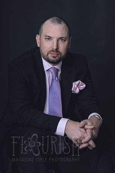 Portraits - Business Portrait | Head Shot | Scott Westerbeck