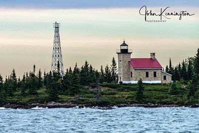 Copper Harbor Light, Lake Superior, Copper Harbor, Michigan