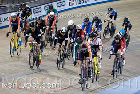 Cat A Men Scratch Race. Track Ontario Cup #3, February 8, 2020