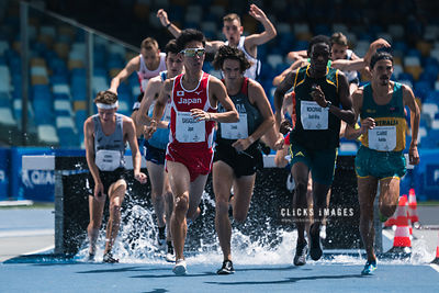 Athletics: Day Two - 2019 Summer Universiade