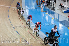 Cat A-B Keirin Round 1. Track O-Cup #2, January 12, 2020