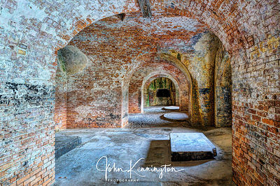 Fort Pickens, Pensacola, Florida