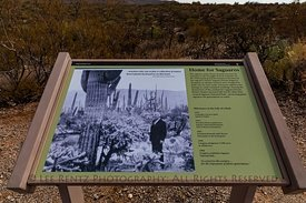 History of Saguaro National Park