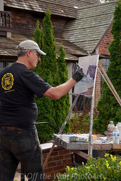 Cape Ann Plein Air 2019, Stapleton Kearns