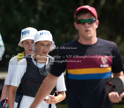 Taken during the NZNI Championships 2020, Lake Karapiro, Cambridge, New Zealand; ©  Rob Bristow; Frame 6014 - Taken on: Frida...