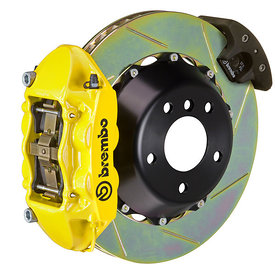 brembo-p-caliper-4-piston-2-piece-345-365-380mm-slotted-type-1-with-hand-brake-yellow-hi-res