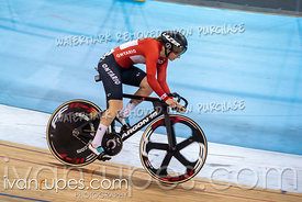 Women Sprint 1/4 Final. Canadian Track Championships, September 27, 2019