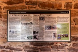 Preservation of History at Pipe Spring National Monument