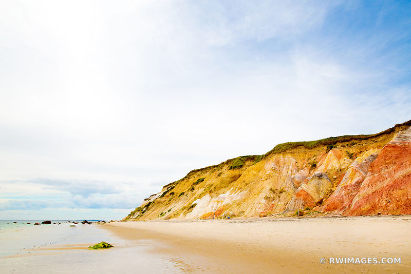 MOSHUP'S BEACH AQUINNAH MARTHA'S VINEYARD MASSACHUSSETTS