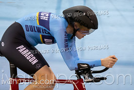 Master A Women Individual Pursuit. Canadian Track Championships, September 28, 2019