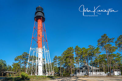 Crooked River Lighthouse, Carrabelle, Florida
