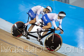 2020 UCI Para-Cycling Track World Championships, Day 1 Morning Session