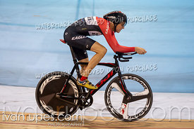 Master C Men Individual Pursuit. Canadian Track Championships, September 28, 2019