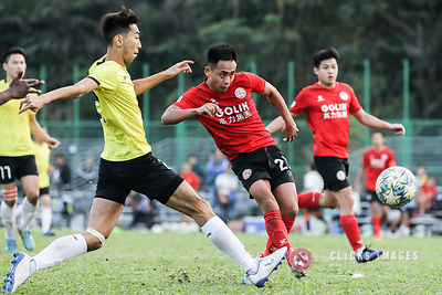 Hong Kong Football League 2019-20