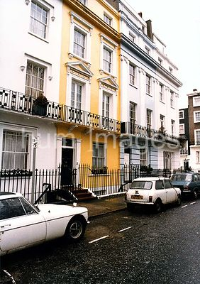 Photographs Related to Embassies, Consulates, and Other Overseas Buildings - London - Executive Level Position Residence - 1980