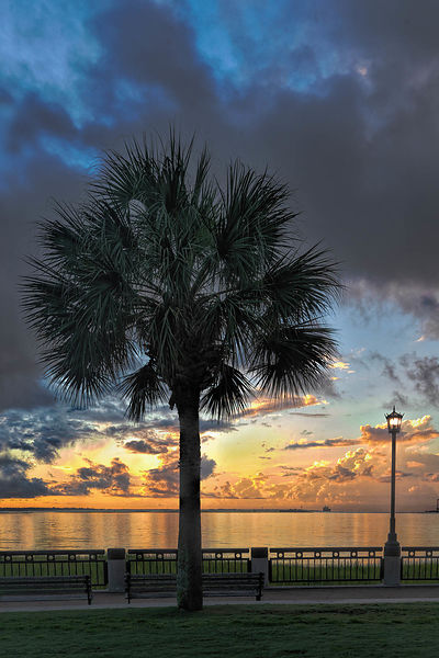 Charleston Harbor No. 2, Charleston, South Carolina