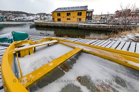 Old Fishing Boat in Quidi Vidi Village