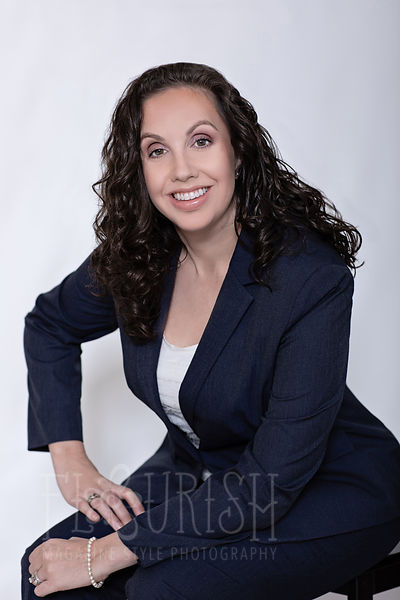 Attorney Head Shot - Law Firm | Melissa Williams | Lawyer Headshot | Head Shot Photographer