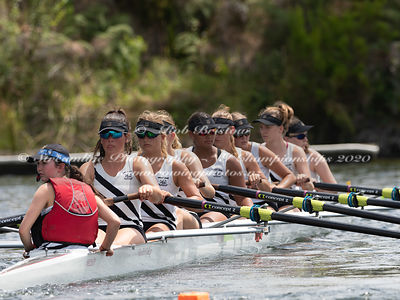 Taken during the NZNI Championships 2020, Lake Karapiro, Cambridge, New Zealand; ©  Rob Bristow; Frame 5960 - Taken on: Frida...