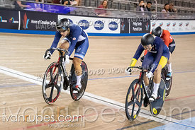 Women Keirin 1-6 Final. Canadian Track Championships, September 28, 2019