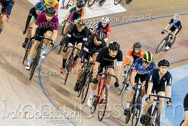 Cat C Scratch Race. Track O-Cup #2, January 12, 2020