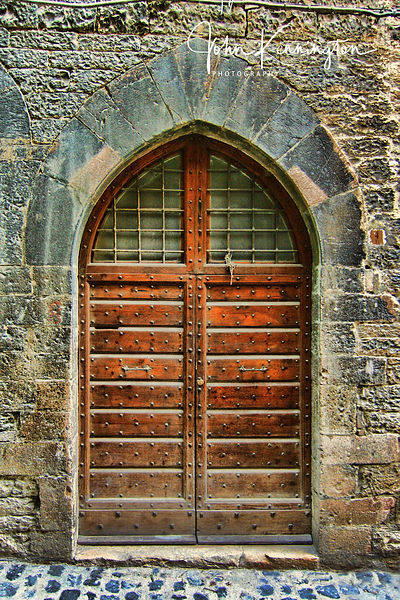 Assisi Door No. 4, Assisi, Italy