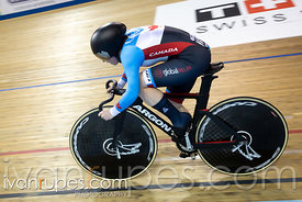 Women C4 200m Time Trial / Omni II. 2020 UCI Para-Cycling Track World Championships, Day 2 Afternoon Session, January 31, 2020