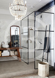 Focus Feature: Chic Bathroom Updates